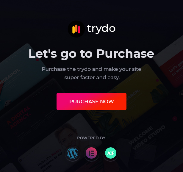 Trydo - Creative Agency & Portfolio WordPress Theme - 22